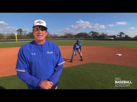 Baseball Tips And Baseball Drills Baserunning Fundamentals Series Learn From Img Academy Baseball Program Dir Baseball Drills Baseball Program Baseball Tips