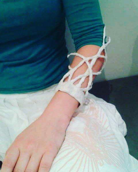 """#krama #bracelet - """"My Paths My Ways"""" / bracelet by Katerina Roumelioti soon at Ilias Lalaounis Jewelry Museum!!!"""