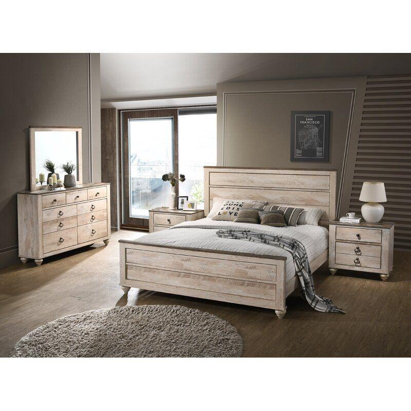 Tavistock Standard 5 Piece Bedroom Set In 2020 5 Piece Bedroom Set White Washed Bedroom Furniture King Bedroom Sets