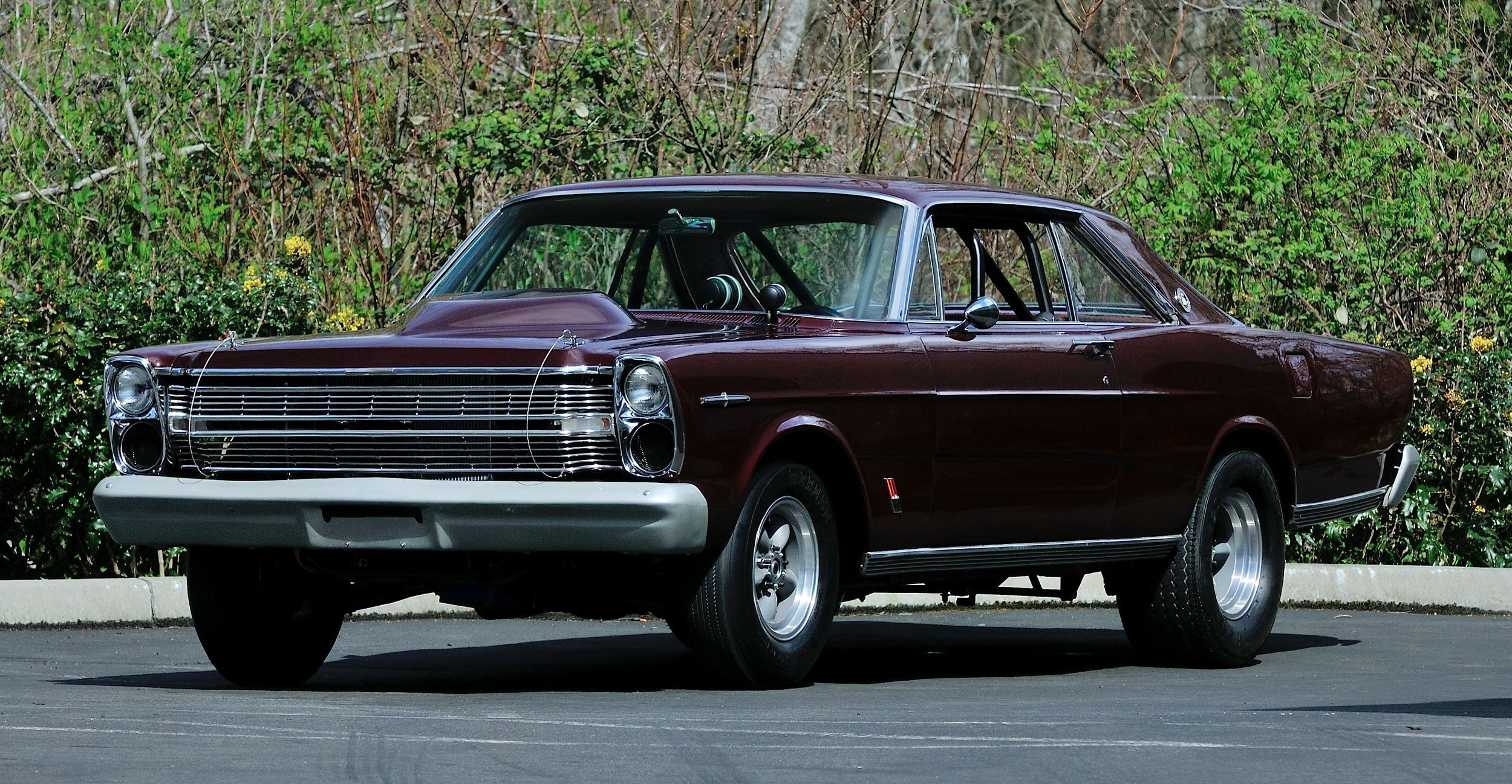 The Factory Lightweight That Never Was A 1966 Ford Ltd S Ford