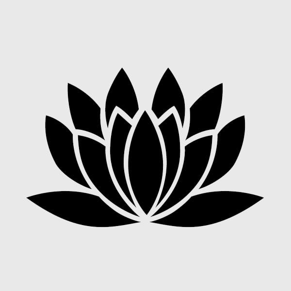 Lotus Stencil Google Search Serenity Now Pinterest