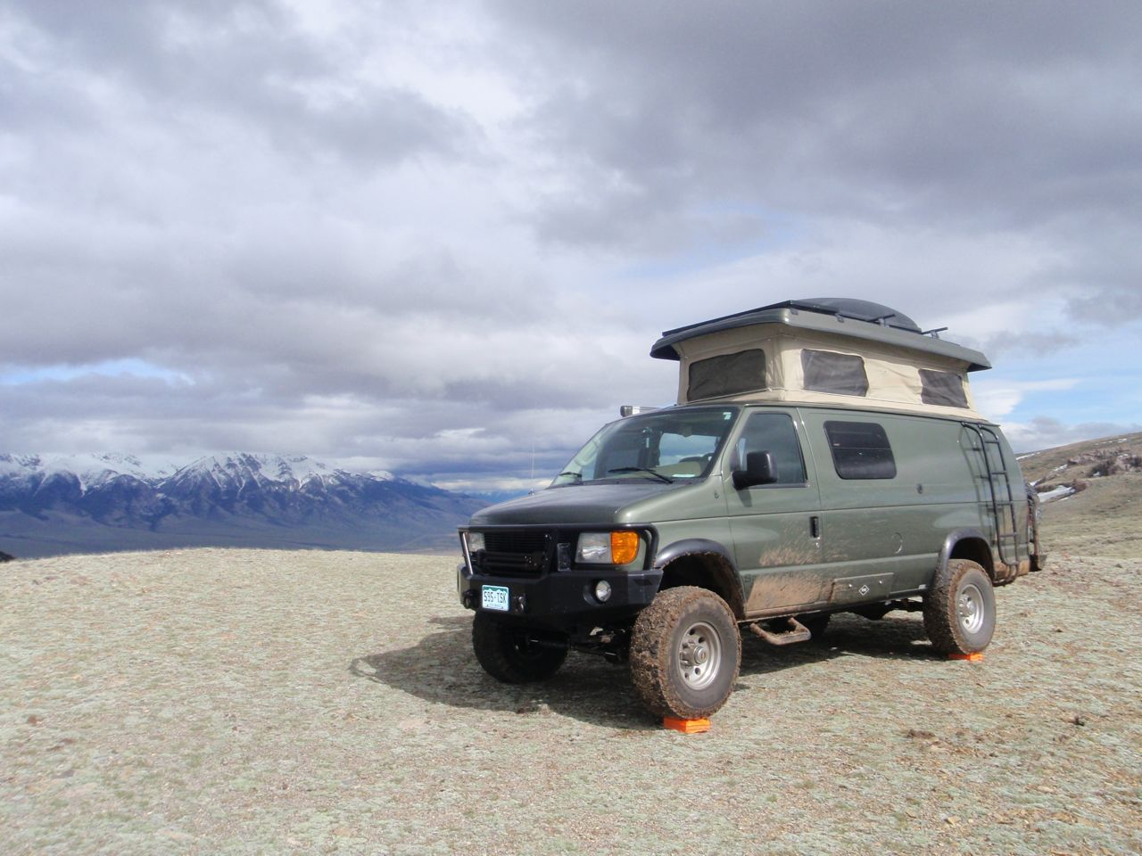 Let s see your expo van or 4x4 van pics page 2 pirate4x4