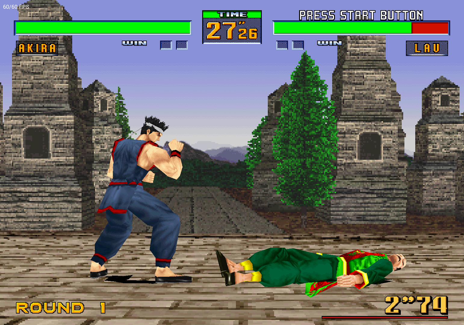 Virtua fighter 2 vs tekken 2 download roms sega genesis/sega.