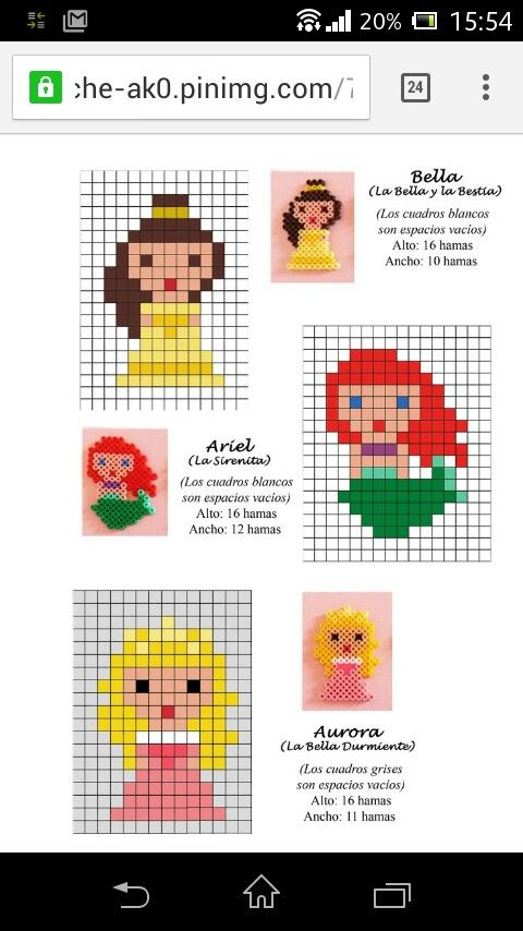 Princesas | Patrones de punto de cruz | Pinterest | Princesas, Punto ...