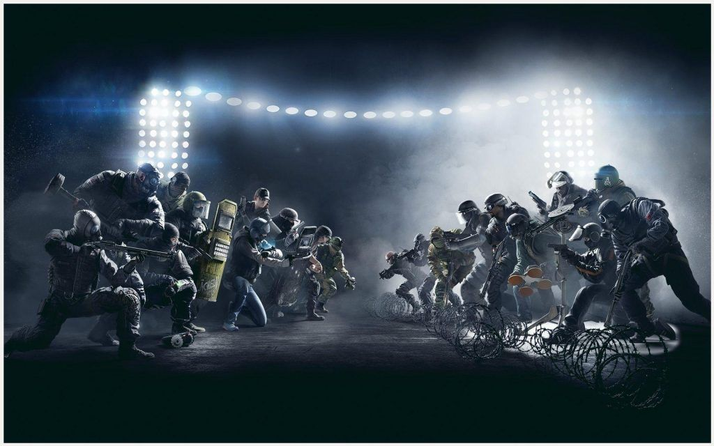 Tom Clancys Rainbow Six Siege Game Wallpaper Tom Clancys Rainbow