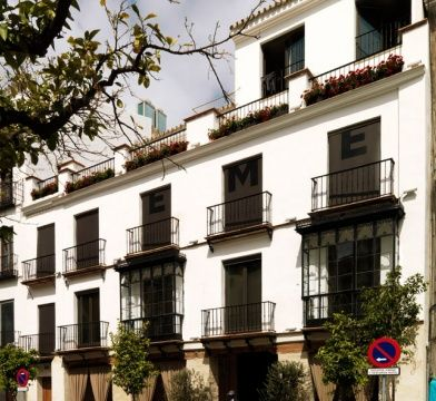 EME catedral hotel, boutique hotel in the city centre of Seville, Spain