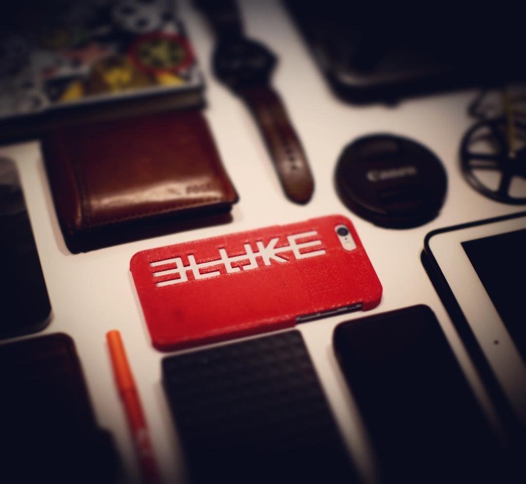#3dprinting #phonecase #gearup by blakegunderson