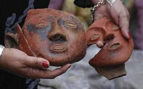 Palembang- Palembang Masks