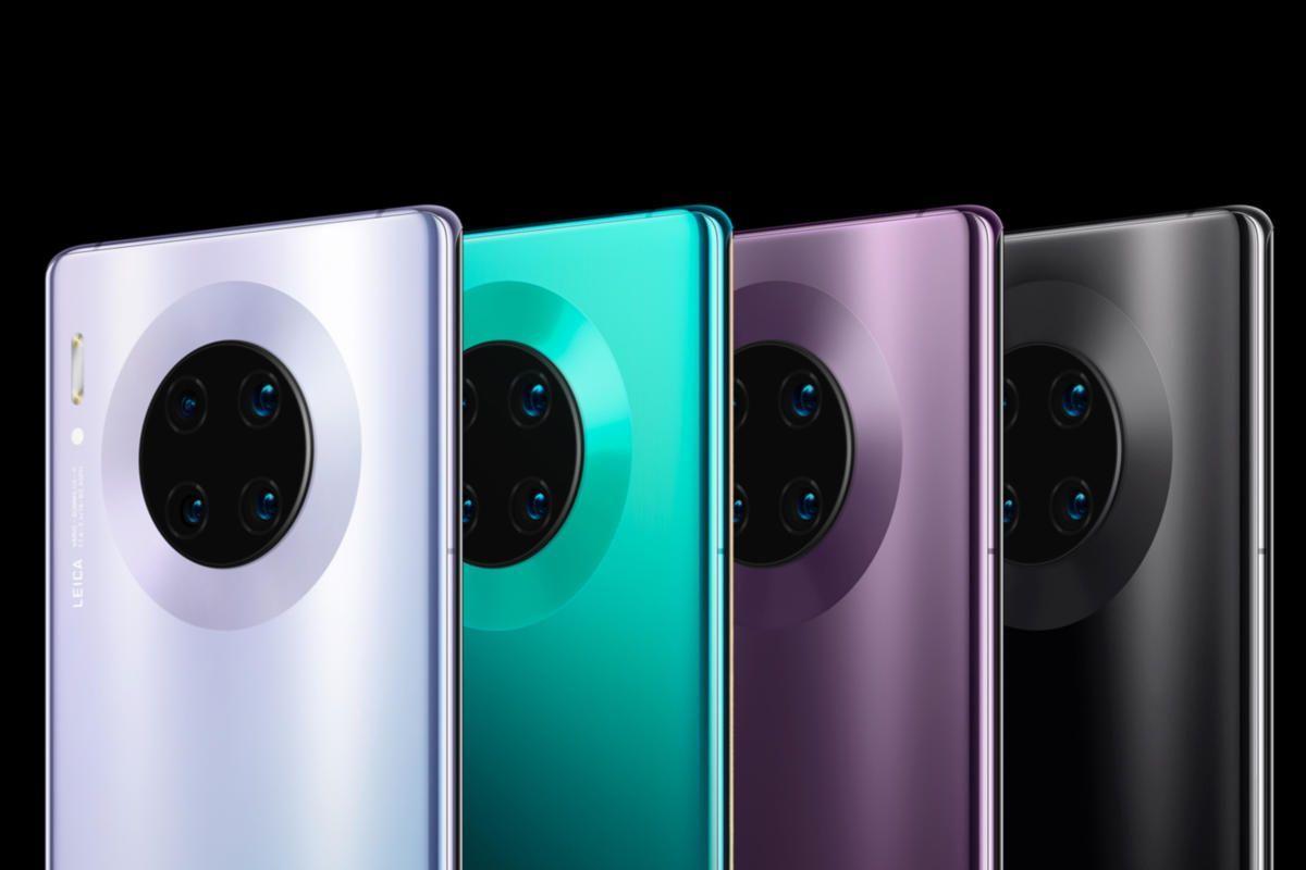 هاتف هواوي ميت 30 برو يستقبل أول تحديث لتحسين الكاميرا Smartphone News Huawei Smartphones For Sale