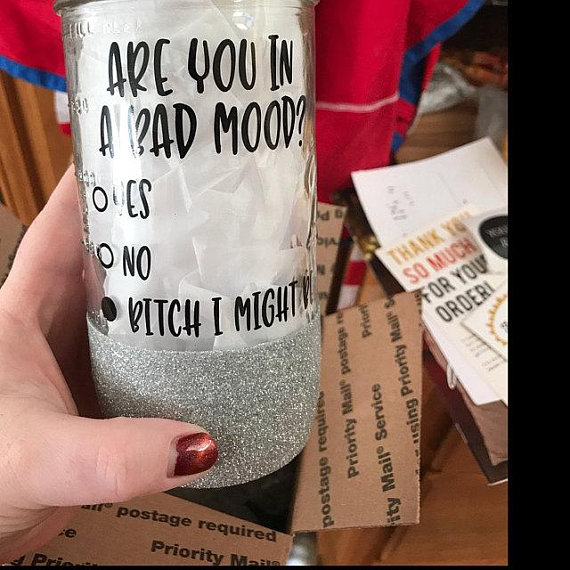 43301230880 Are You in a Bad Mood Tumbler // Funny Tumbler // Quote Tumbler // Travel  Mug // 24 Ounce Tumbler //