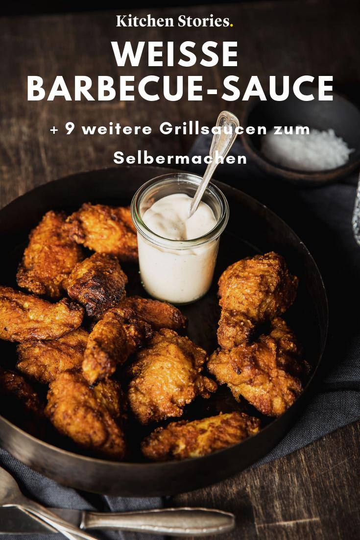 Von rauchig bis exotisch: 10 Grillsaucen und Dips zum Selbermachen   Stories   Kitchen Stories