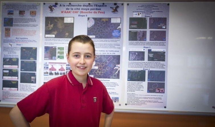 Un niño de 15 años descubre una ciudad maya oculta - El Valor de Servir