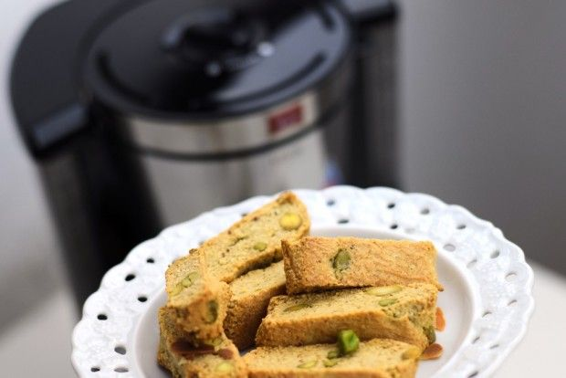 Low Carb Cantuccini
