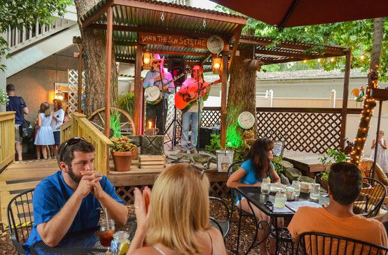 Backyard Restaurant. lowcountry backyard restaurant hilton ...