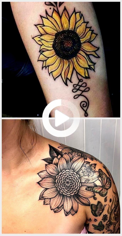 Photo of 60+ Tattoo Ideas Sunflower Cartoon-# Entry at ganseb.vasepin.si …..