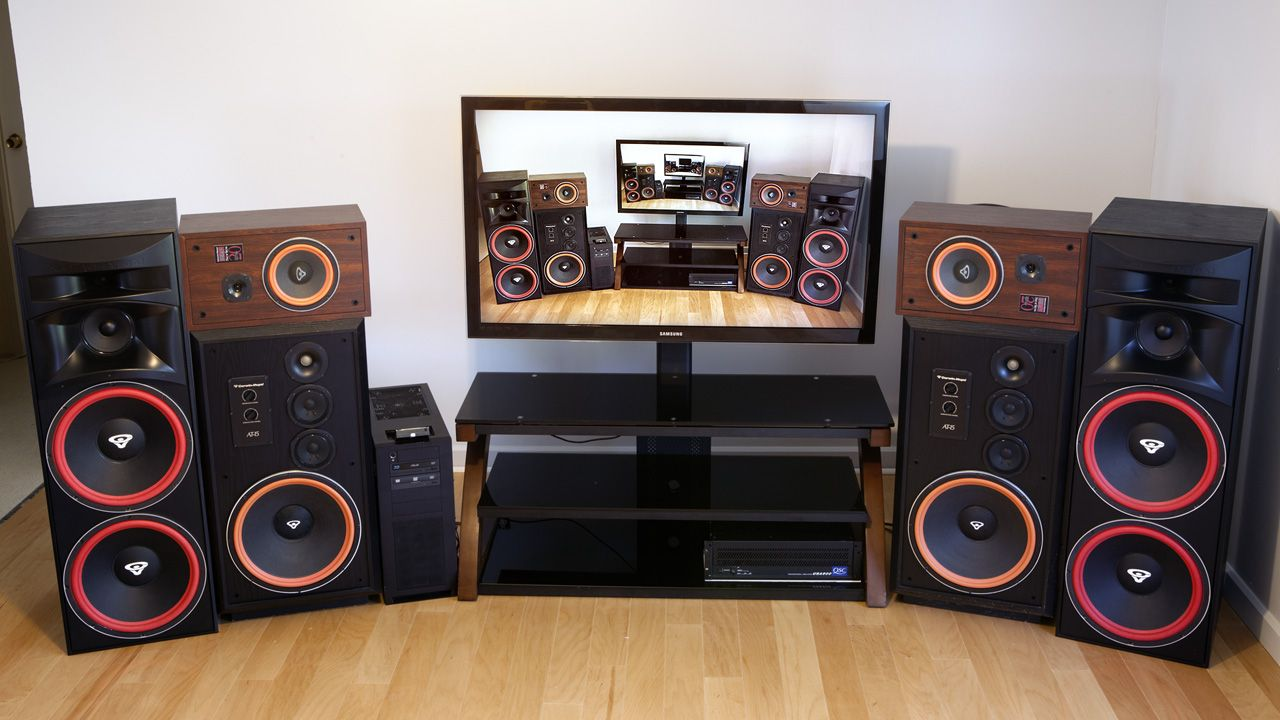 Cerwin Vega Home Theater | Sounds speakers in 2019 | Dj speakers