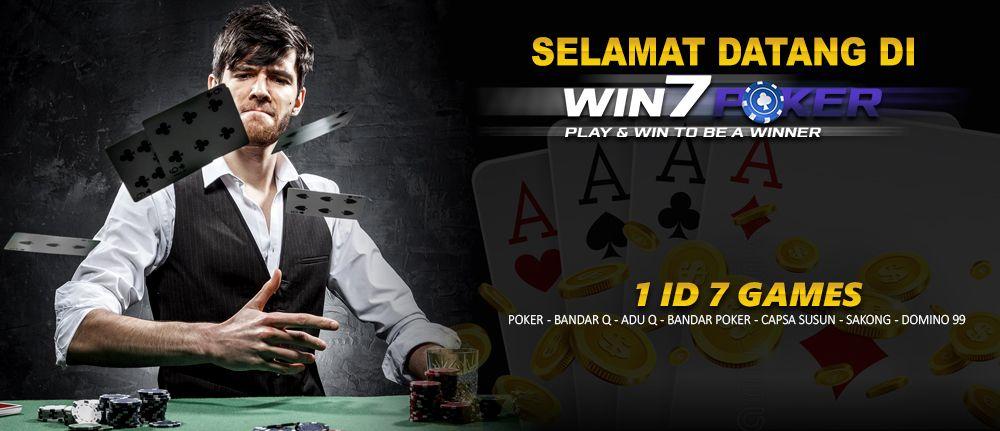 Pin Di Situs Poker Domino Online Terpercaya