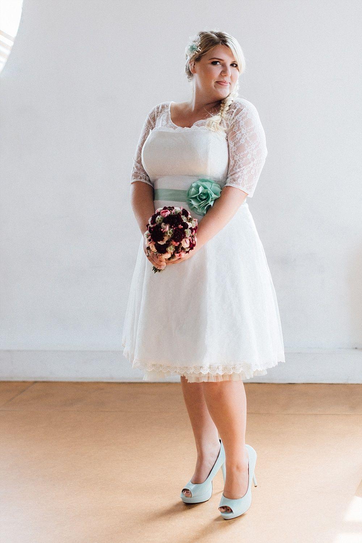 Brautkleider in großen Größen für Plus Size Bräute | Wedding