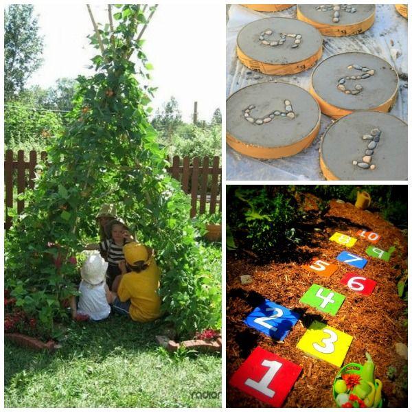 Play Garden Ideas For Kids Child Friendly Garden Play Garden