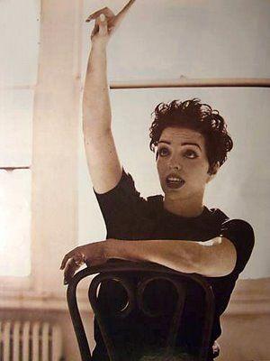 Liza Minnelli In Rehearsal