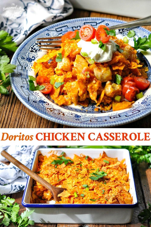 Doritos Chicken Casserole in 2020 | Chicken dorito ...