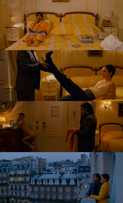 Hotel Chevalier by Wes Anderson