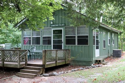 Cabins At Lake Lure And Chimney Rock North Carolina