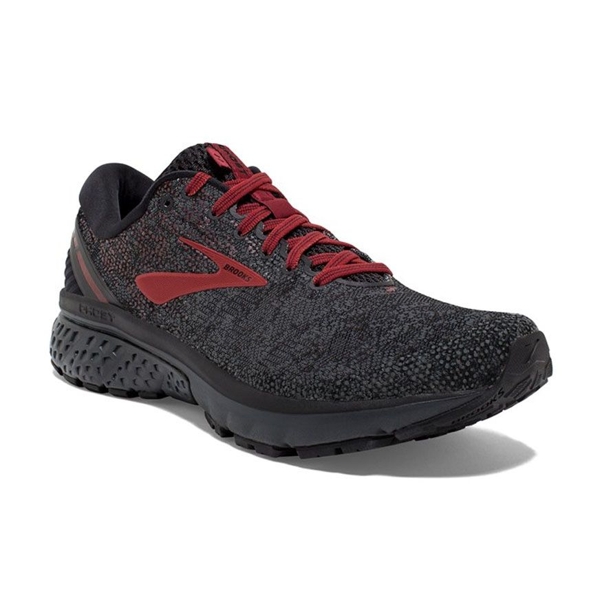 c372a6d5f78 Men s Brooks Ghost 11 (Black Merlot)