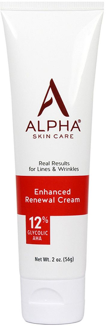 Alpha Skin Care Enhanced Renewal Cream Ulta Beauty Fragrance Free Products Paraben Free Products Improve Skin Texture