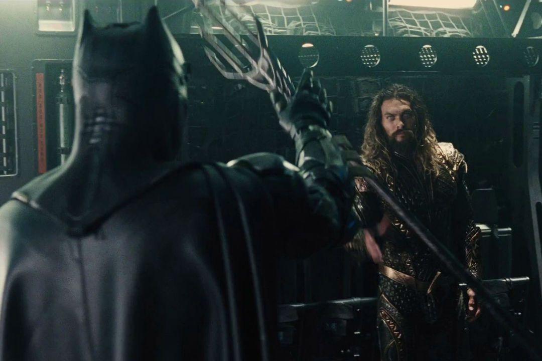 'Justice League'International Trailer: Batman Makes Some New Super-Friends
