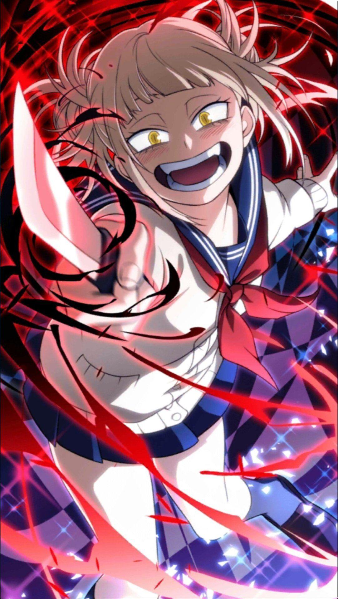 Toga Himiko / My Hero Academia (Smash Tap) My Hero