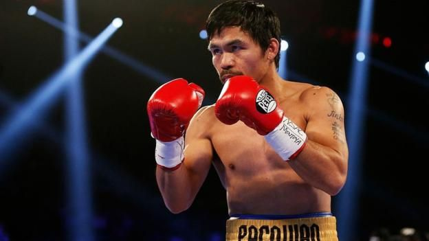 Pacquiao Beats Bradley In Final Fight Manny Pacquiao Boxing Videos Timothy Bradley