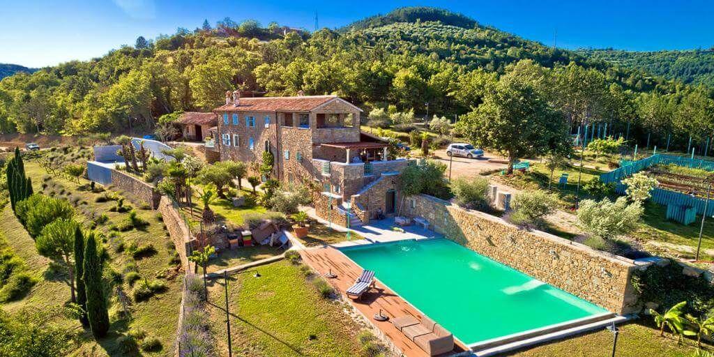 Villa Sancta Maria Istria Croatia Hotel Reviews
