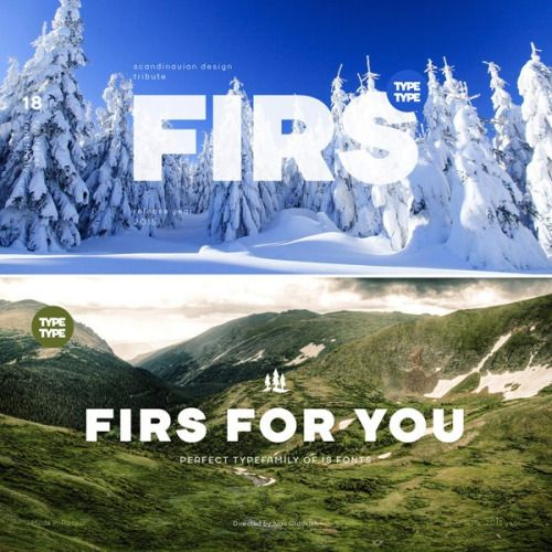 Firs Font Family