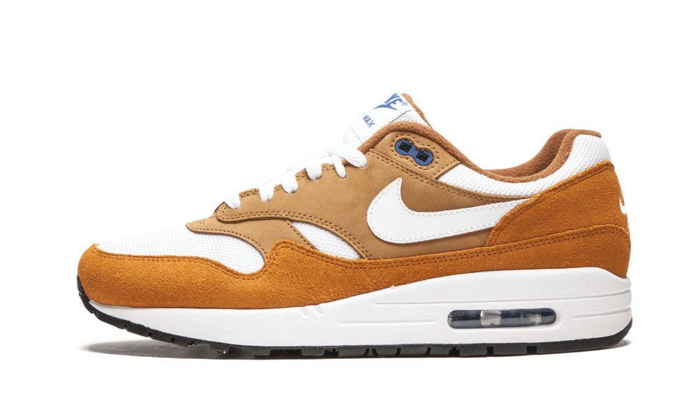 buy popular b6e0a 6c345 Nike Mens Air Max 1 Premium Retro
