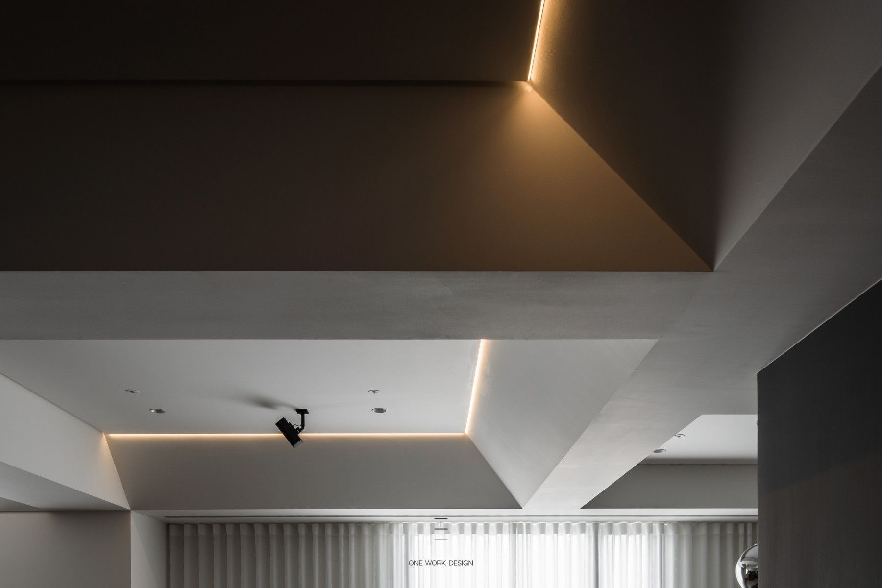 W宅 u2013 工一設計 #falseceilingideasmirror false ceiling ideas mirror
