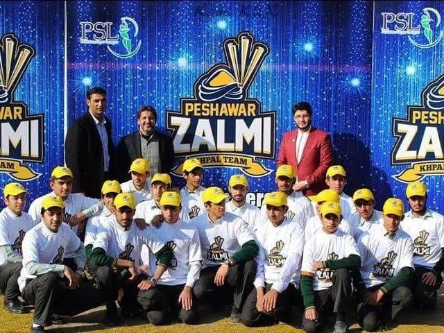 Aps Students Inclusion In Peshawar Zalmi S Tour The Express Tribune Psl Teams Psl Tribune