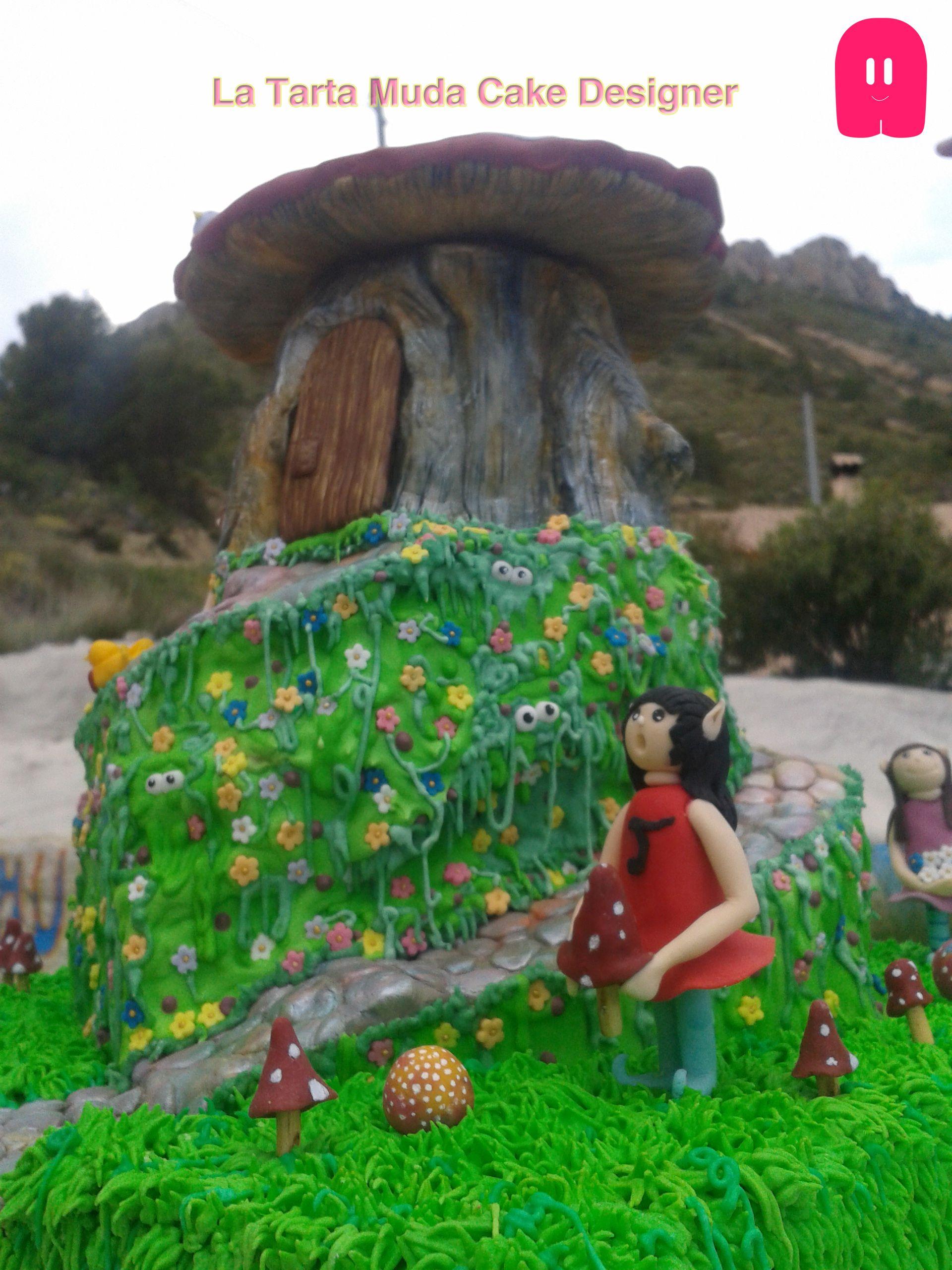 Sofía´s Dream cake / Tarta El sueño de Sofía