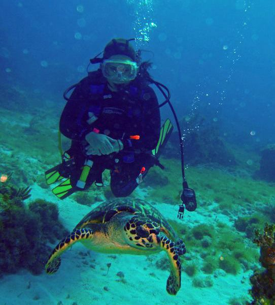 Based In Our Virginia Beach Office Ann Marie Is An Avid Scuba Diver Who Looking Forward To Diving Ambergris Caye Belize With Her