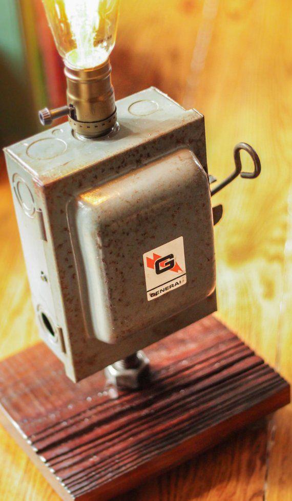 Stupendous Fuse Box Light Vintage Lighting Rustic Light Edison Bulb Lighting Wiring Cloud Aboleophagdienstapotheekhoekschewaardnl