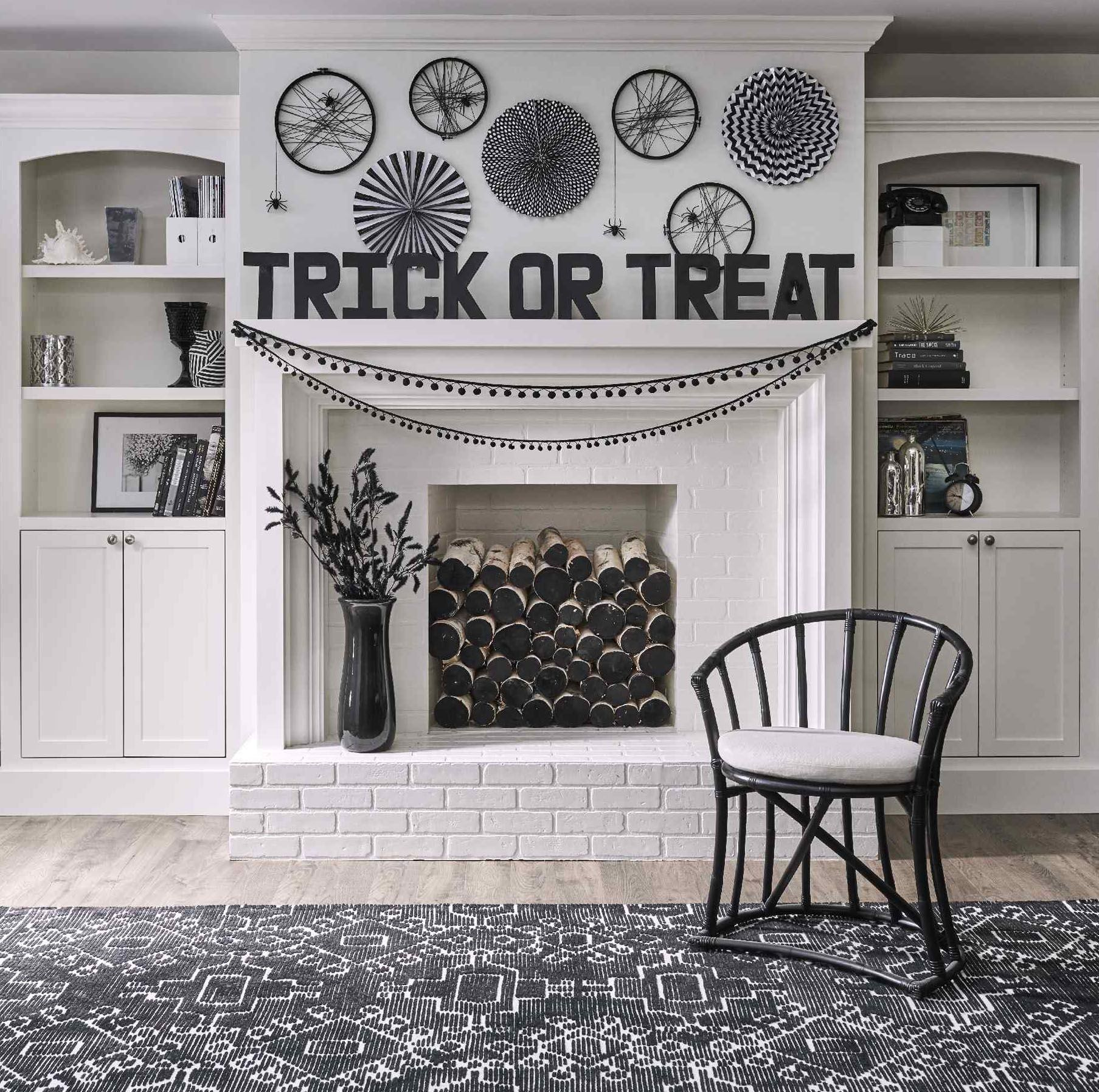 Halloween Mantel Block Party 2020 Throw the Best Halloween Party on the Block with These Fun Themed