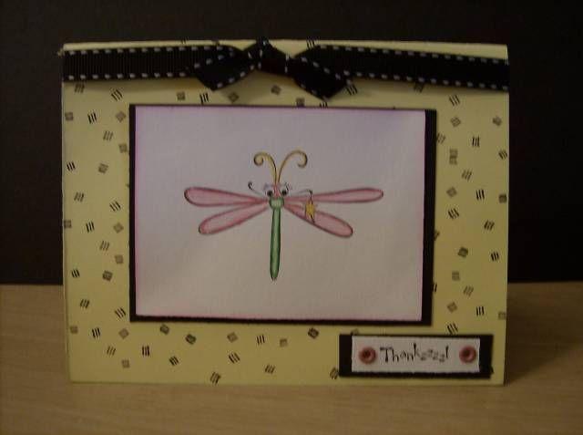 Splitcoaststampers FOOGallery - Yellow Cute As a Bug