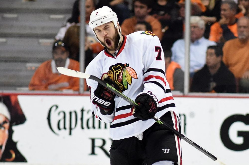 Brent SeabrookS Impact Goes Far Beyond The Scoresheet  My Brent