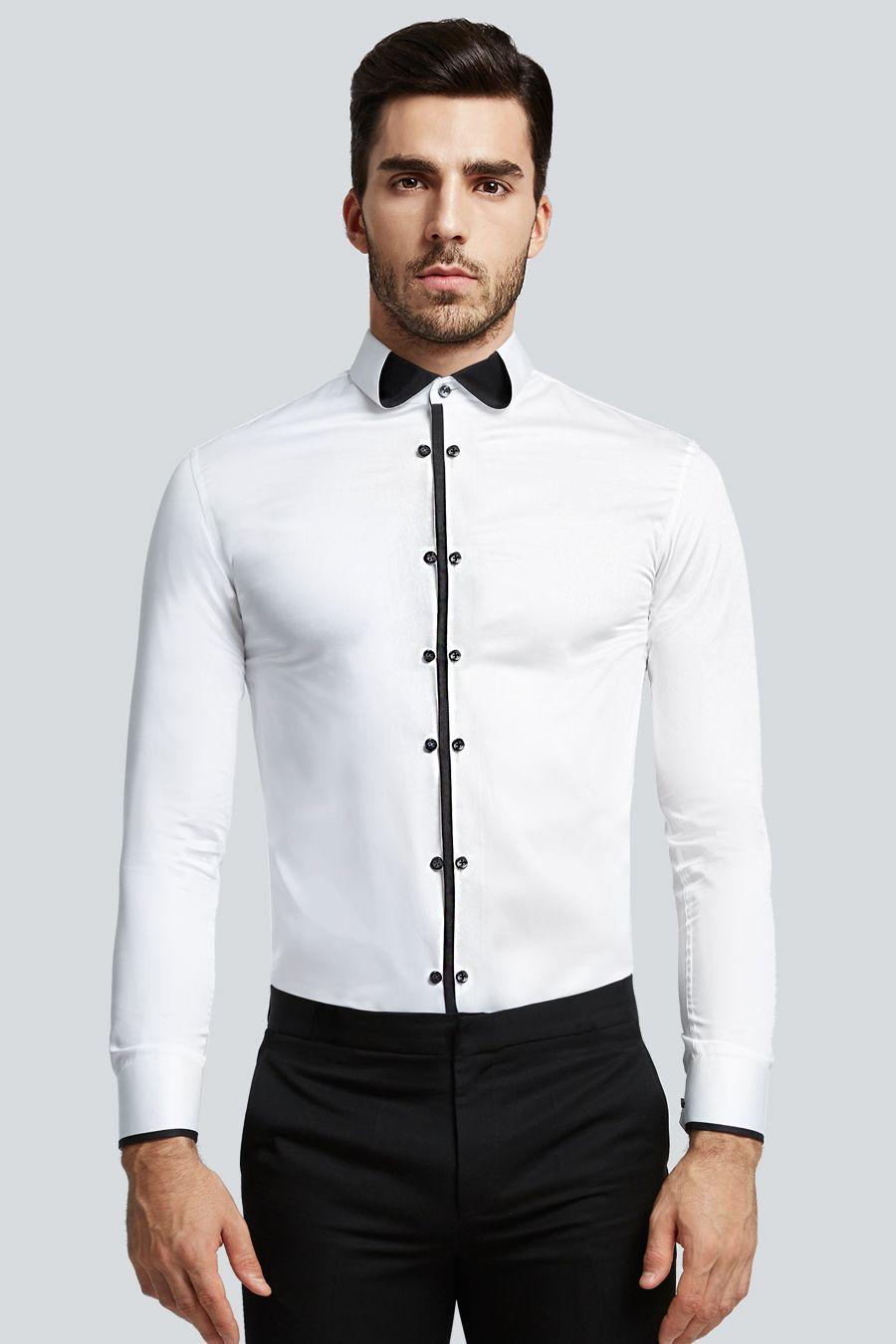 aa034ed0 Designer Shirt by Adamist | showmen | Shirts, Cotton shirts for men ...
