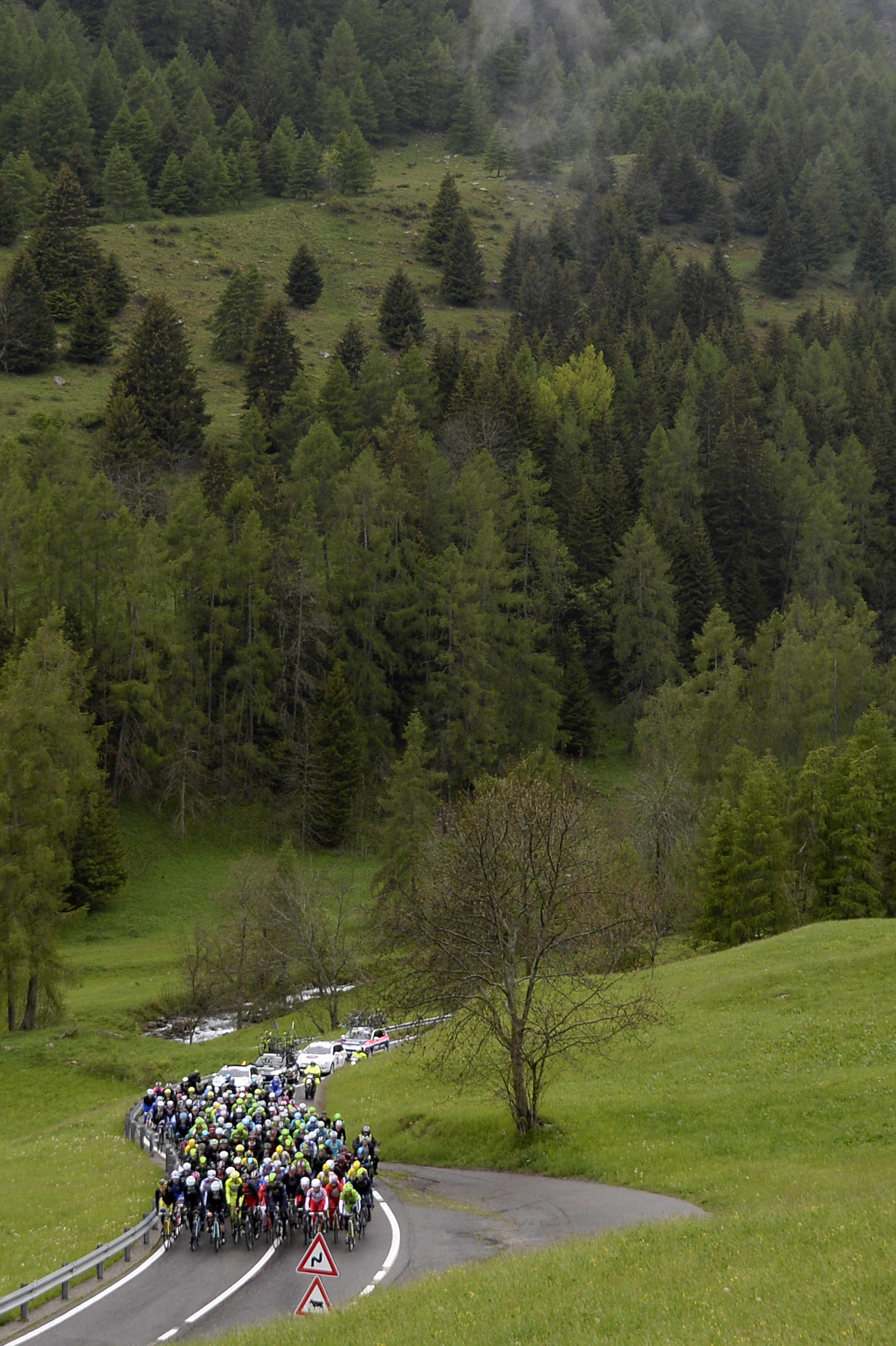 Giro d'Italia 2014 – Tappa 16 Ponte di Legno – Val Martello #Giro #Giroditalia #Gavia #Stelvio #ValMartello #Quintana #Hesjedal #Rolland