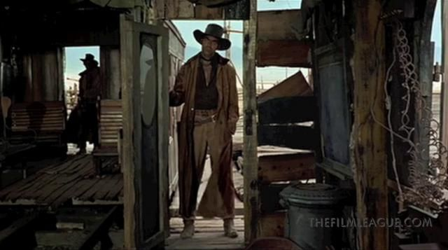 Deconstructing The Opening Scene Of Once Upon A Time In The West By The Film League Josh Deconstructs The Complexities Of Once Upon A Time Scene Sergio Leone