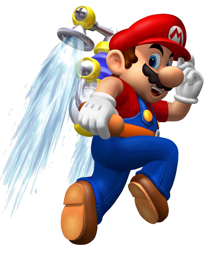 Super Mario Sunshine Png Image Super Mario Sunshine Super Mario Bros Mario