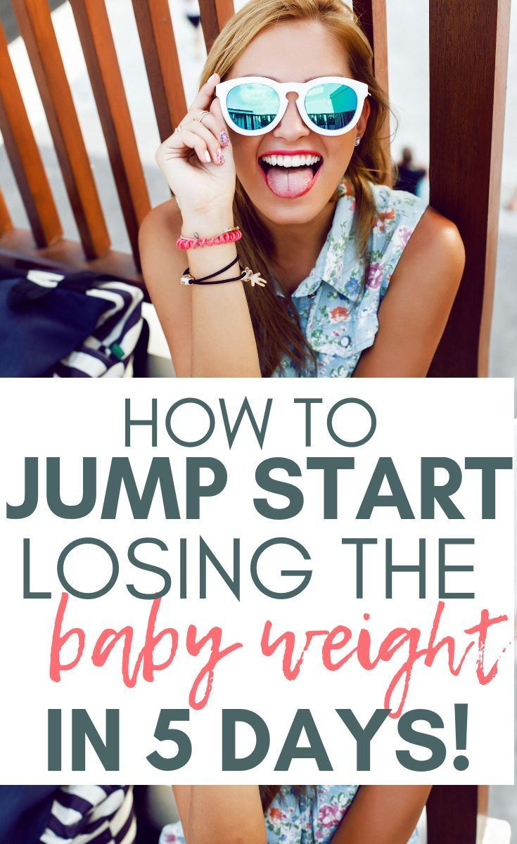 This is AWESOME! Jump start losing the baby weight fast with this FREE 5-day sta...   - Postpartum Diet -
