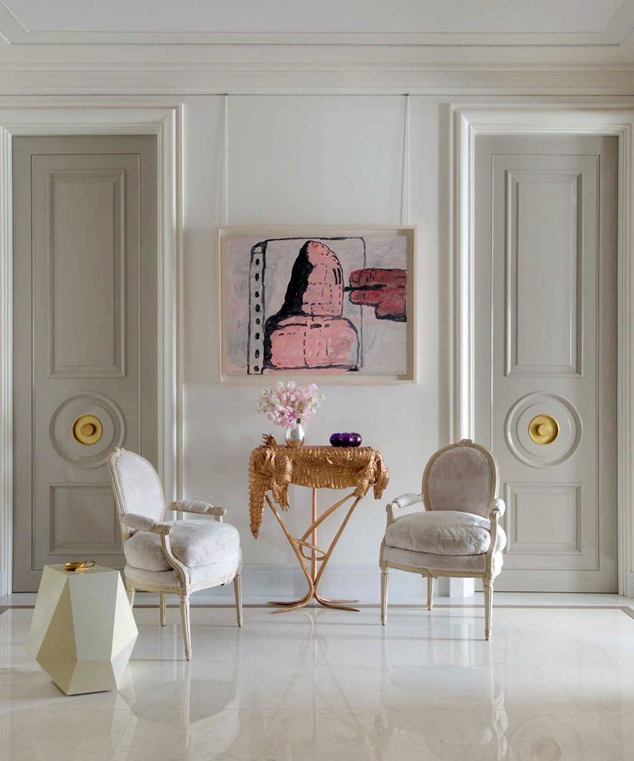 Inside James Aman S New Interior Design Book Dujour