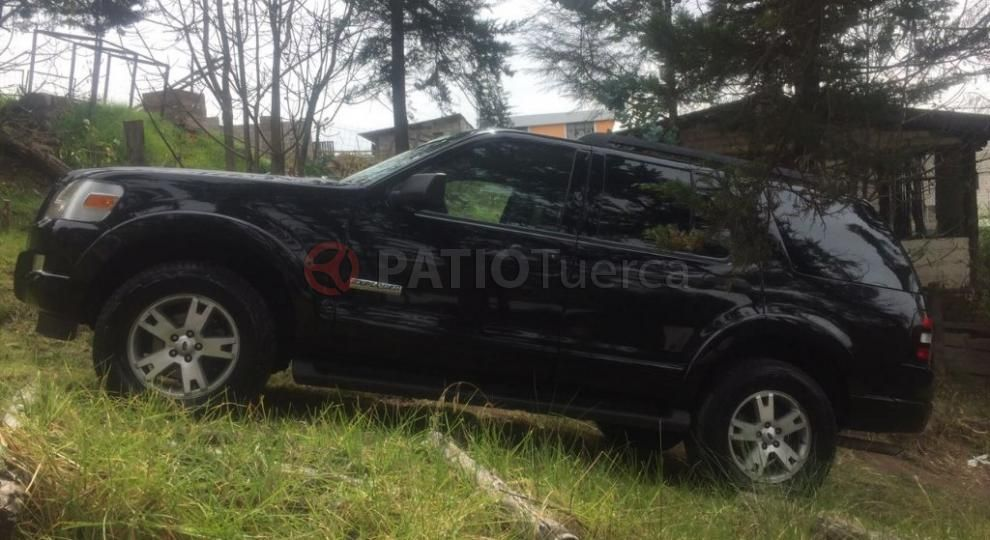 Ford Explorer Xlt 2008 Todoterreno En Quito Pichincha Comprar